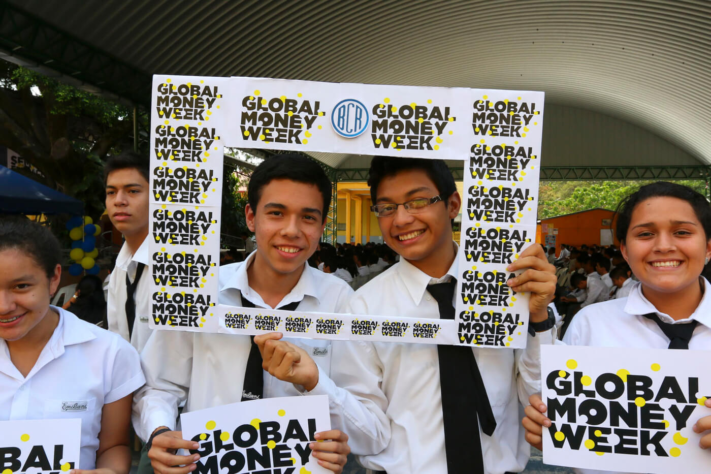 Global Money Week Latin America. Photo credit: Child and Youth Finance International